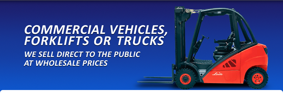Commercial King Lilydale -Commercial Vehicles Forklifts, trucks