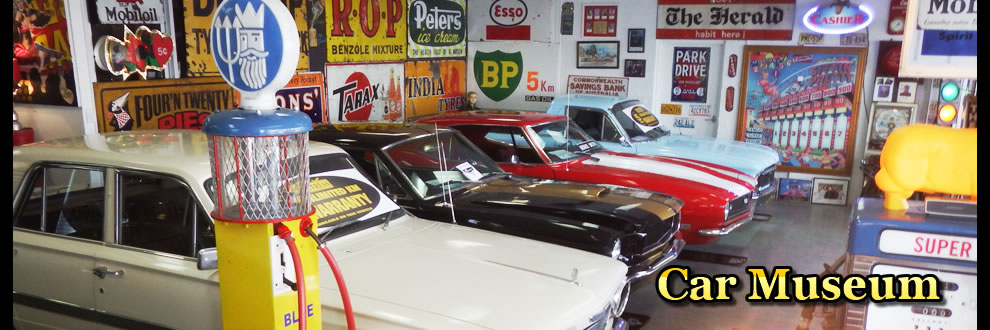 Bernie Smith Car Museum