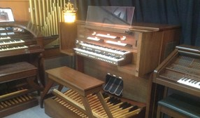 Rodgers Scarborough 750B Organ