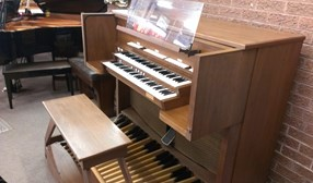 Rodgers Columbian 700B Series Organ
