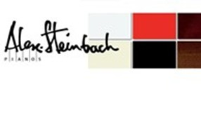 Alex.Steinbach pianos offer creative choices of colours and styles