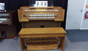 Pre-loved Organs | Prestige Pianos and Organs | Preston