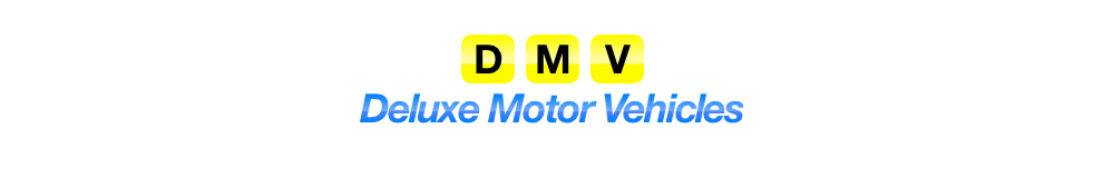 Deluxe Motor Vehicles