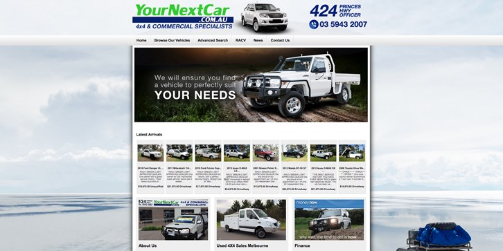 New Website Launched for Your Next Car!
