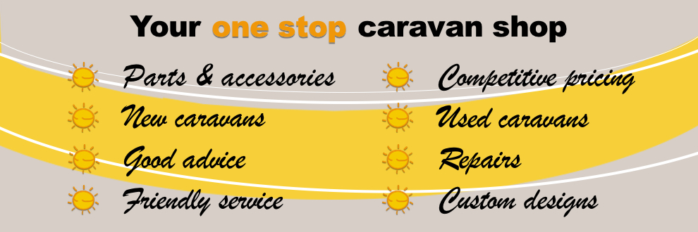 One Stop Caravan Shop - Caravan Centre