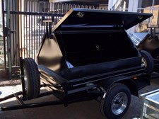 small size box trailers for sale in Sydney