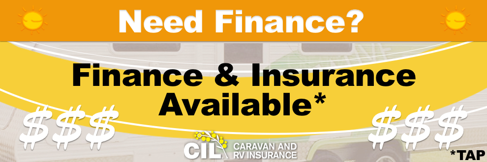 Finance and Insurance - Caravan Centre