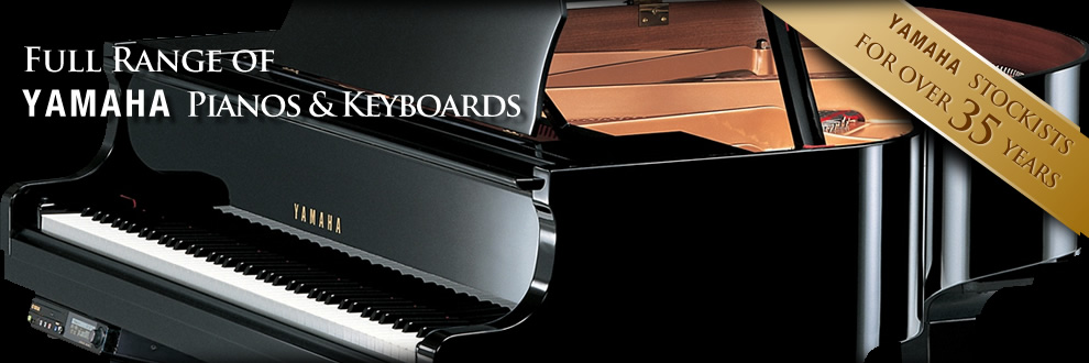 Full range of Yamaha Pianos in Melbourne