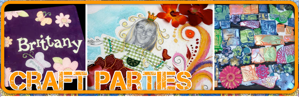 Hannmade-Studio Craft Parties