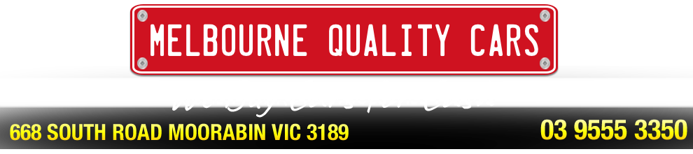 Melbourne Quality Cars