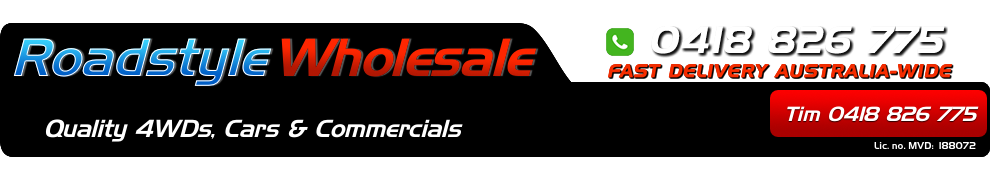 Roadstyle Wholesale