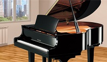 Yamaha CX Series Grand Pianos