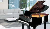 Yamaha GC Series Grand Pianos