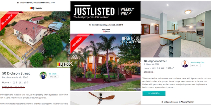 JUSTLISTED Property Wrap, 25th April 2019, Issue #4