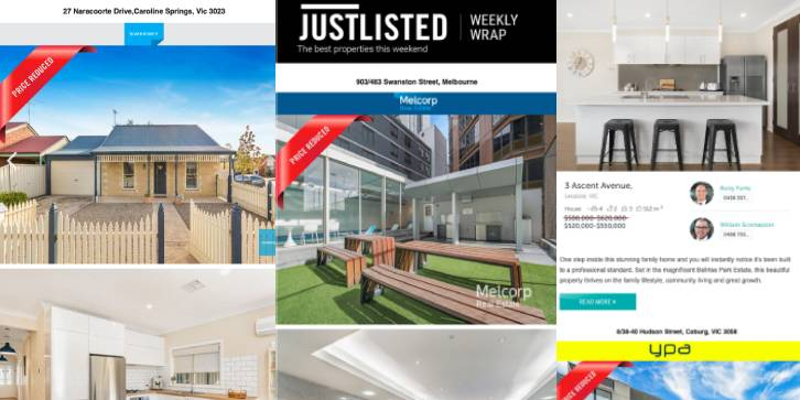 JUSTLISTED Property Wrap, 9th May 2019, Issue #6
