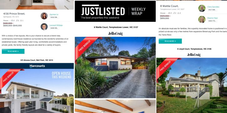 JUSTLISTED Property Wrap, 16th May 2019, Issue #7