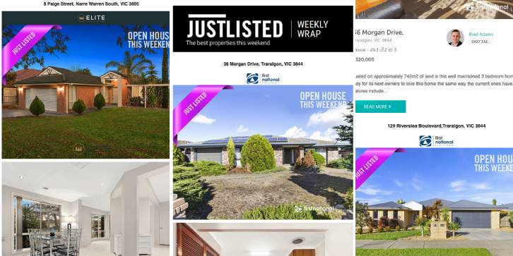 JUSTLISTED Property Wrap, 23rd May 2019, Issue #8