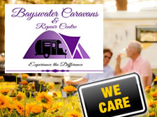 About Bayswater Caravans