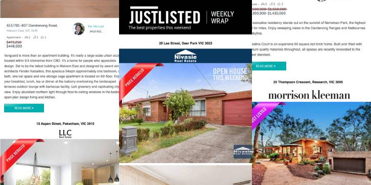 JUSTLISTED Property Wrap, 13th June 2019, Issue #11