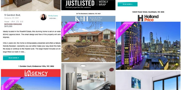 JUSTLISTED Property Wrap, 20th June 2019, Issue #12