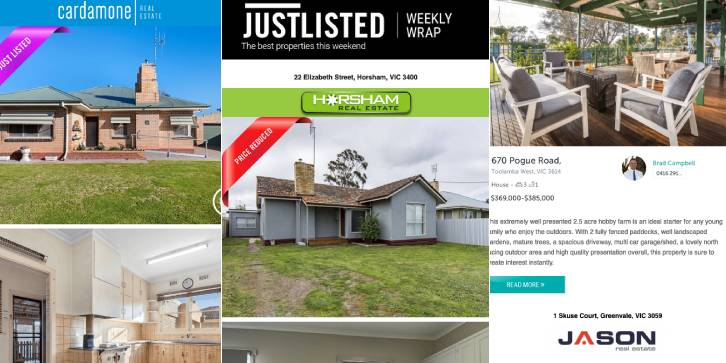 JUSTLISTED Property Wrap, 27th June 2019, Issue #13