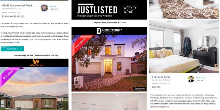JUSTLISTED Property Wrap, 11th July 2019, Issue #15