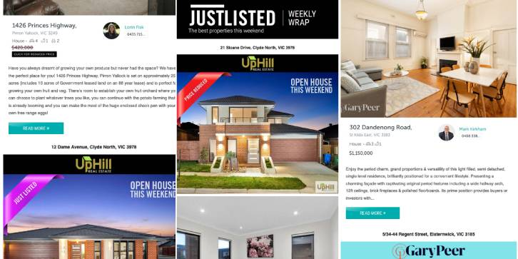 JUSTLISTED Property Wrap, 18th July 2019, Issue #16