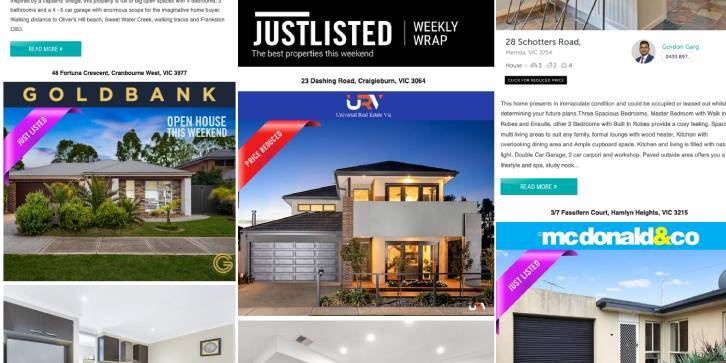 JUSTLISTED Property Wrap, 25th July 2019, Issue #17