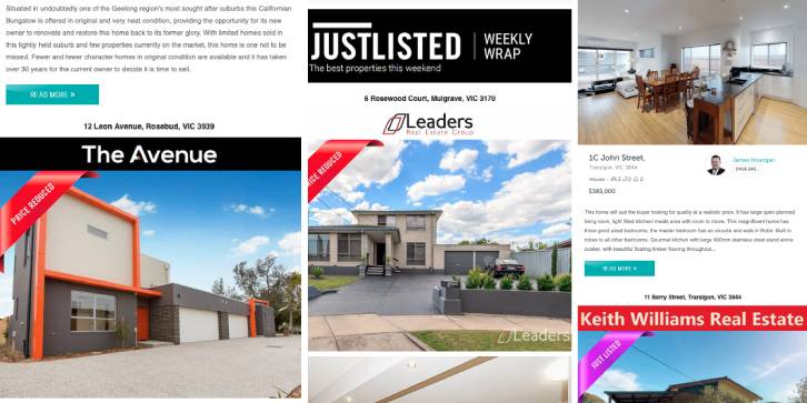 JUSTLISTED Property Wrap, 1st August 2019, Issue #18