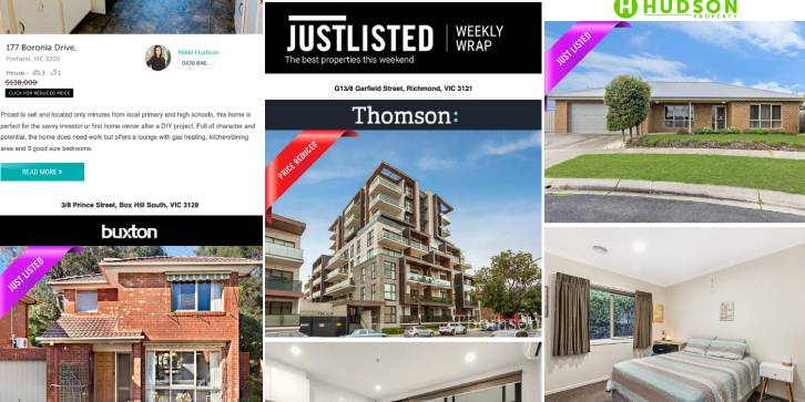 JUSTLISTED Property Wrap, 8th August 2019, Issue #19