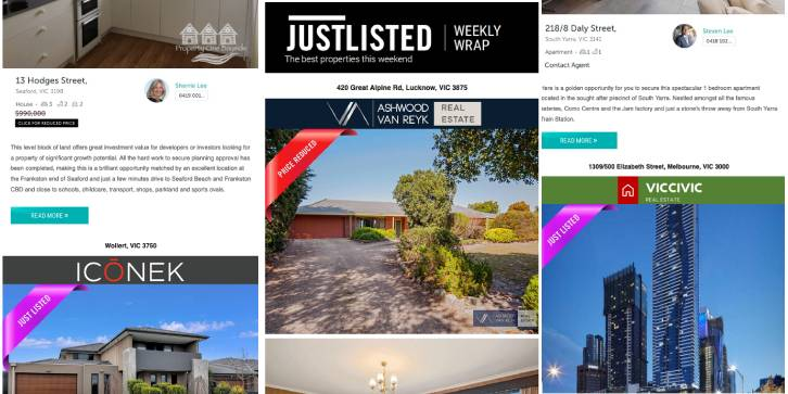 JUSTLISTED Property Wrap, 15th August 2019, Issue #20