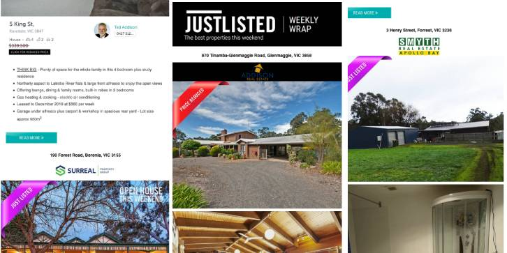 JUSTLISTED Property Wrap, 29th August 2019, Issue #22