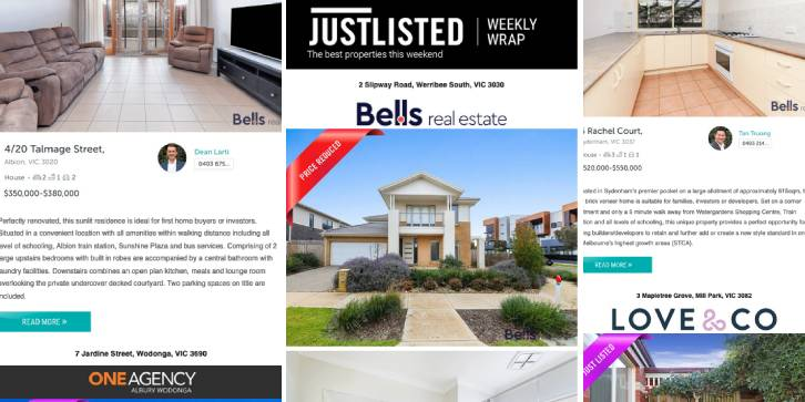 JUSTLISTED Property Wrap, 5th Sept 2019, Issue #23