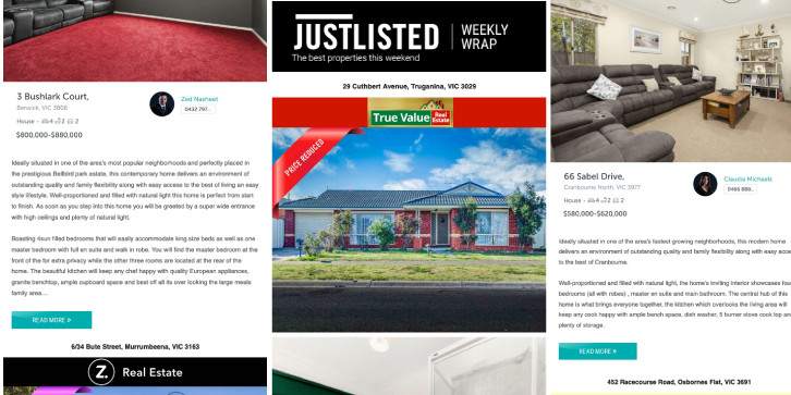 JUSTLISTED Property Wrap, 10th October 2019, Issue #28