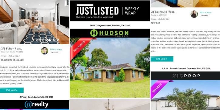JUSTLISTED Property Wrap, 24th October 2019, Issue #30