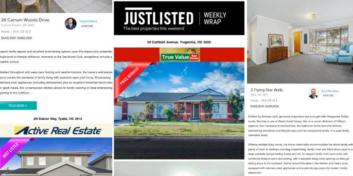 JUSTLISTED Property Wrap, 14th Nov 2019, Issue #33