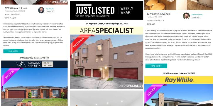 JUSTLISTED Property Wrap, 22nd November 2019, Issue #34