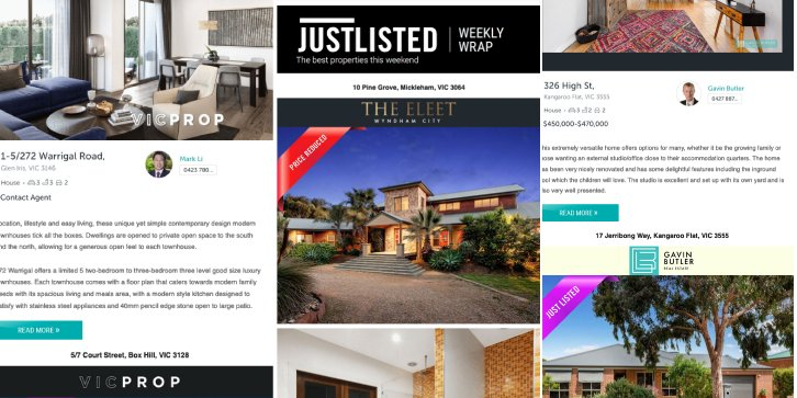 JUSTLISTED Property Wrap, 5th Dec 2019, Issue #36