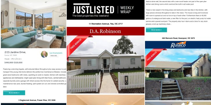 JUSTLISTED Property Wrap, 19th Dec 2019, Issue #38