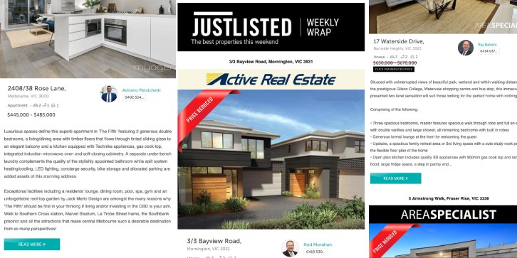 JUSTLISTED Property Wrap, 23rd January 2020, Issue #43