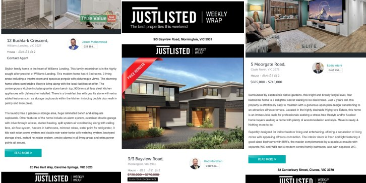 JUSTLISTED Property Wrap, 6th February 2020, Issue #45