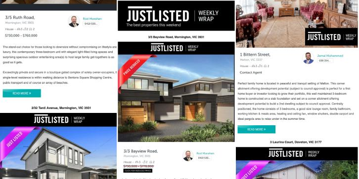 JUSTLISTED Property Wrap, 13th Feb 2020, Issue #46