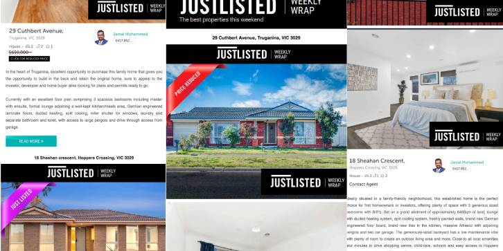 JUSTLISTED Property Wrap, 5th Mar 2020, Issue #49