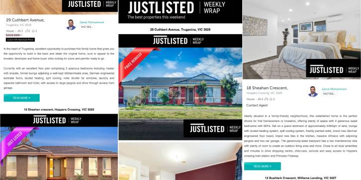 JUSTLISTED Property Wrap, 12th Mar 2020, Issue #50