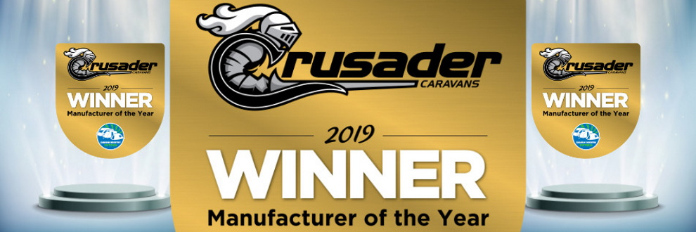 Crusader Caravans Winner