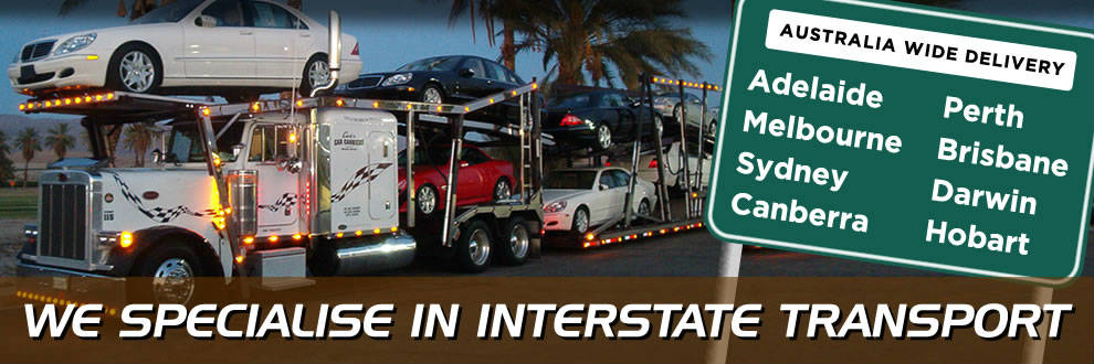 We Specialise In Interstate Transport